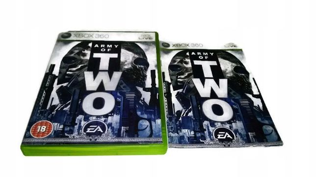Army Of Two Xbox 360 Xbox One !!!