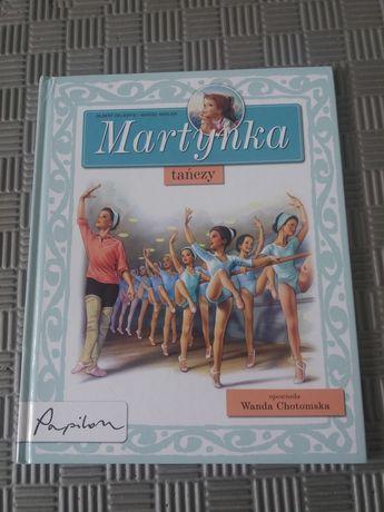 """Książka ,,Martynka tańczy"""""""
