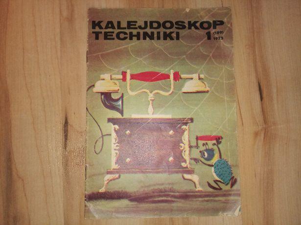 Kalejdoskop techniki 1 1973