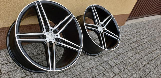 Nowe FELGI BOSAN do BMW E46 E90 E92 F30 F36 F10 F11 F12 X3 Camaro 19