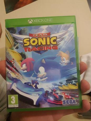 Team sonic Racing xbox one i series