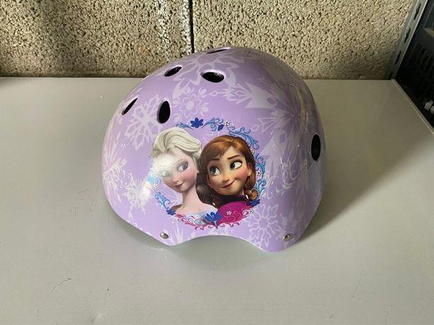 Capacete tamanho S Frozen Disney