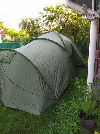 Палатка четырех местная с кухней