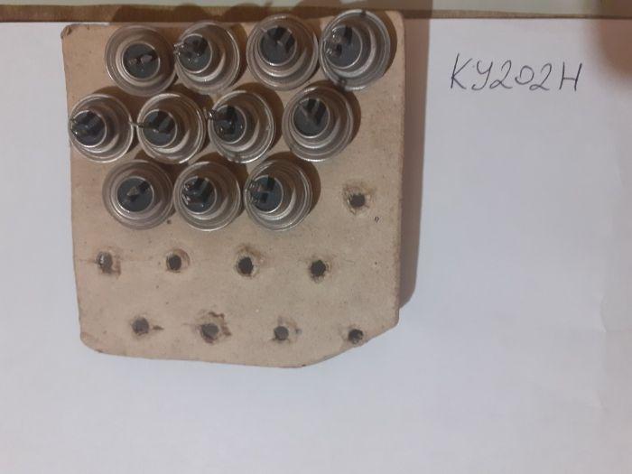 Тиристор КУ202Н Терновка - изображение 1