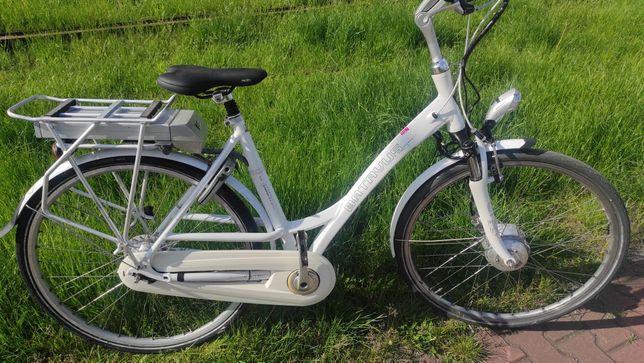 Holenderski Rower elektryczny BATAVUS E-GO 2xAmo Nexus /A