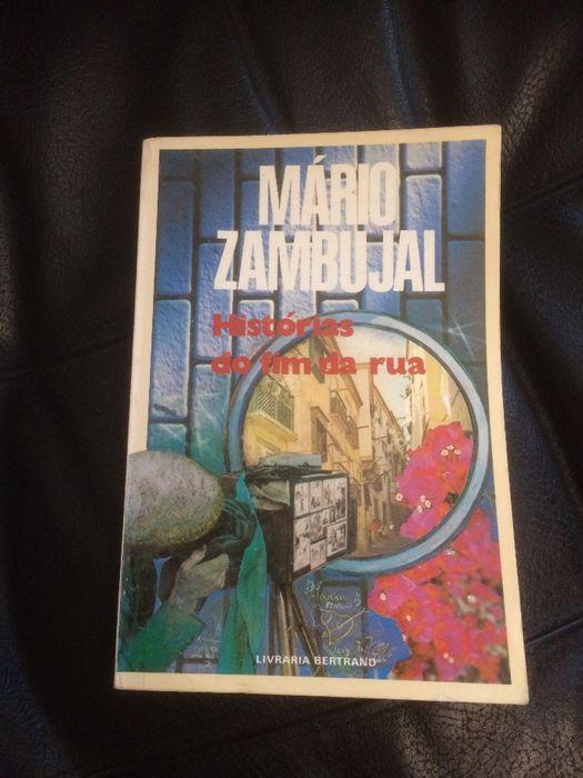 Histórias do Fim da Rua, de MÁRIO ZAMBUJAL Creixomil - imagem 1