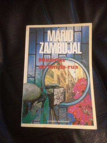 Histórias do Fim da Rua, de MÁRIO ZAMBUJAL