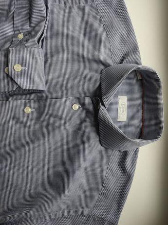 Рубашка ETON сорочка etro zilli brioni