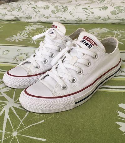 Trampki Converse 36,5 białe