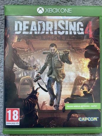 XBOX ONE gra Deadrising 4 PL