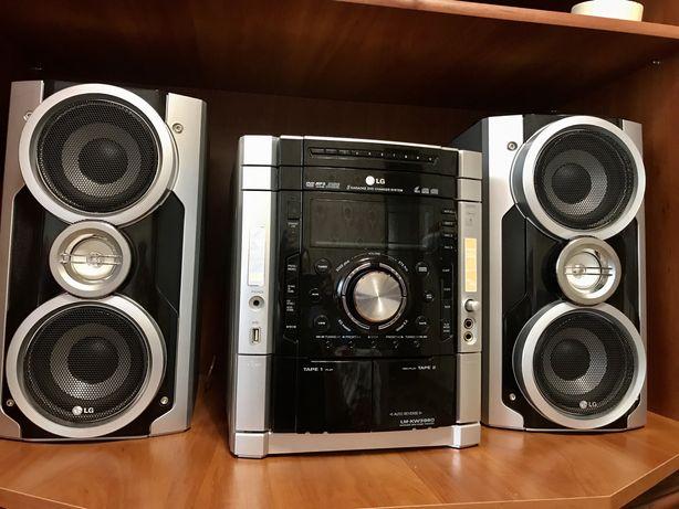 Новый музыкальный центр LG LM-K3960