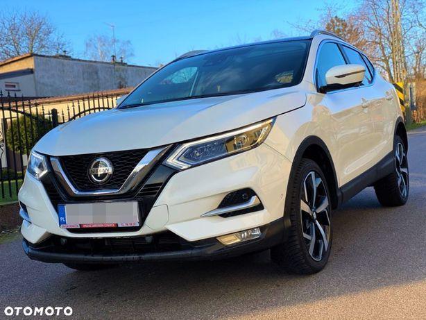 Nissan Qashqai 1WŁ ASO Salon PL FV23% Tekna+ Panorama Full LED Kamera360 I Key