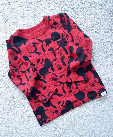 GAP jak nowa bluzka bluza T-shirt koszulka 92 98