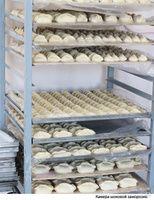 Зберігання напівфабрикатів, морозильні холодильні камери для н.ф.