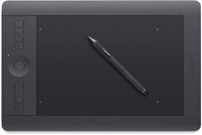 Графічний безпровідний планшет Wacom Intuos Pro Medium (PTH-651-RUPL)
