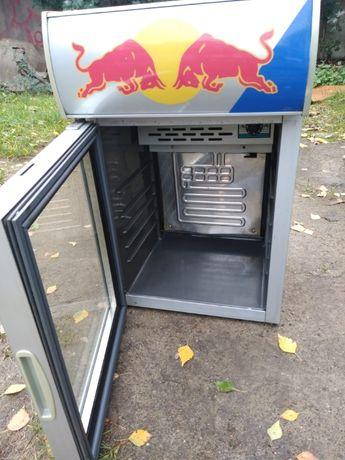Wyjątkowa oryginalna lodówka Red Bull
