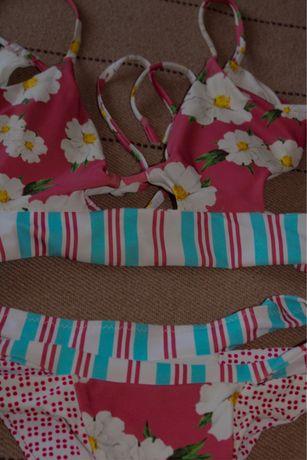 Bikini Flores (tipo Cantê)