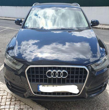 Audi Q3 2.0 TDi Look 137g