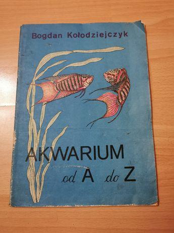 Akwarium od A do Z z 1974r
