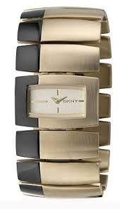 Zegarek DKNY NY4382 Czarno-złoty