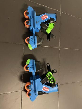 Patins em linha criança da Playskool