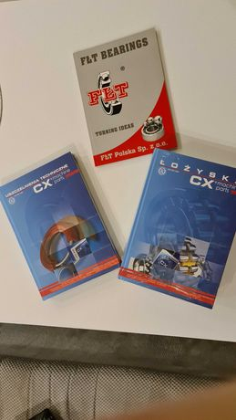Książki samochodowe CX machine parts