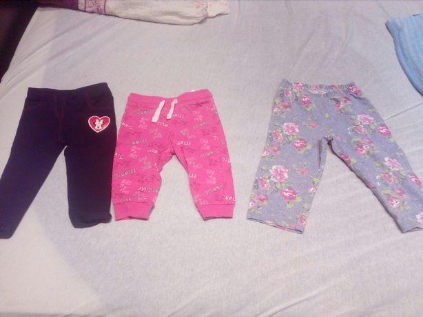 Oddam spodnie dla dziewczynki