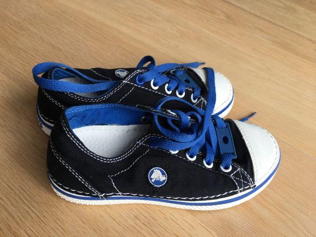 Nowe Buty/tenisówki Crocs rozmiar J1 (rozmiar 32/33)