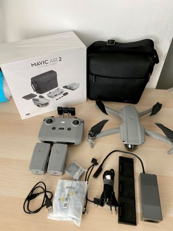 "Drone DJI Mavin Air 2 ""COMBO"""