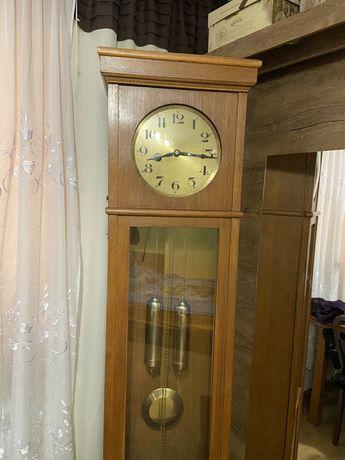Zegar Gustav Becker po renowacji