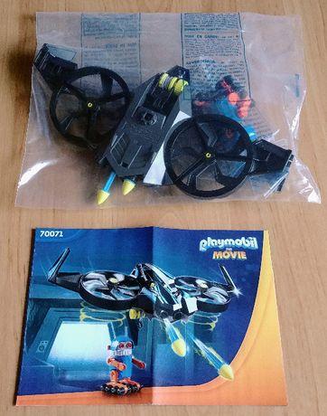 Playmobil 70071 Robotitron z dronem.