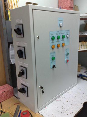Закупка деталей сборка электрощитов настройка преобразователей частоты