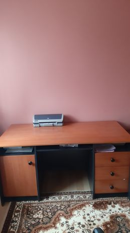 Duże biurko biurowe