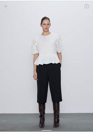 Zara блузка новая