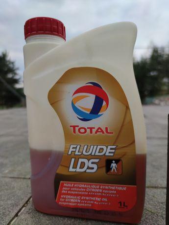 Total Fluide LDS płyn hydrauliczny ok. 0,5l