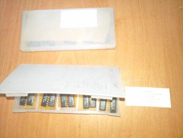 Микросхема К 155 ИЕ 6 К176ЛА7 К 561 ЛА7