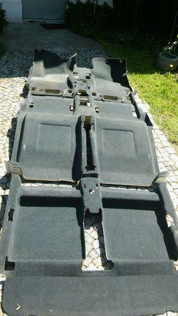 Opel zafira B 05-14R. Wykładziny dywany tapicerka podłogi Europa kompl