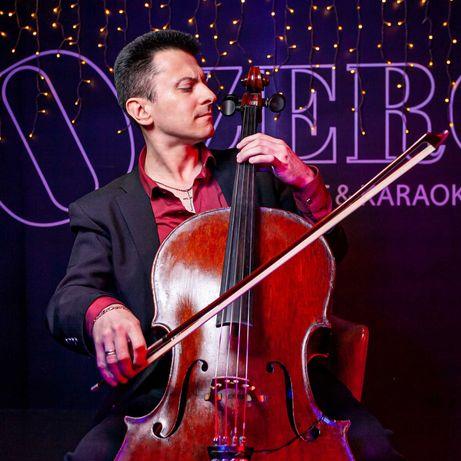 Украинский виолончелист.