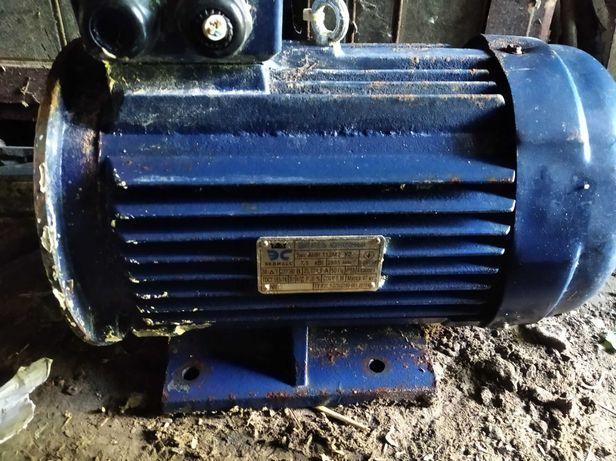 Мотор 7.5 квт