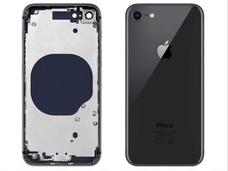 IPhone 8 korpus RED GOLD SILVER SPACE GRAY wymiana w cenie/ SERWIS