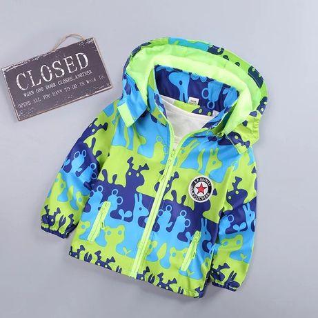 Продам демисезонная курточка на мальчика