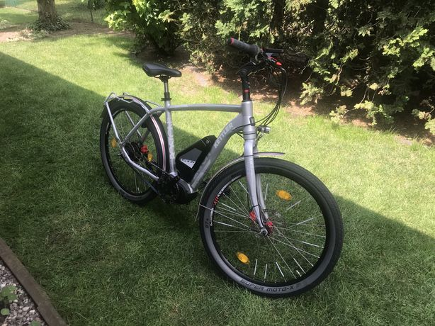 Kettler Boston на ремне электровелик, электровелосипед, велосипед