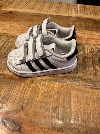 Buty Adidas Superstar rozm. 23