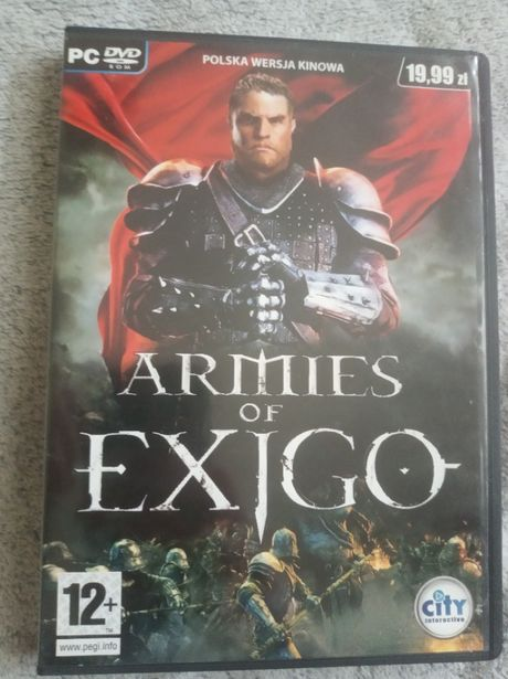 Gra Armies of Exigo