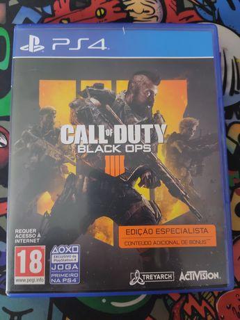 PS4 - Call of duty black ops IIII - edição especialista