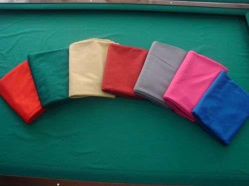 Tecido para bilhar snooker