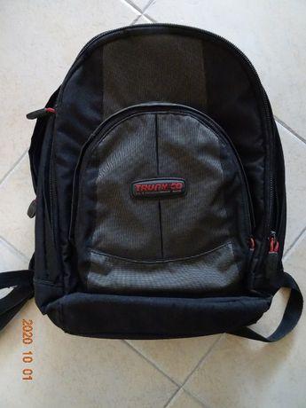 Mochila Samsonite TrunkGo Preto/vermelho p computador