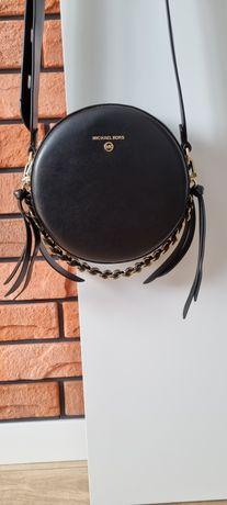 Okrągła torebka Michael Kors