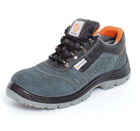 Buty półbuty ochronne robocze GRAF S1 podnosek - różne rozmiary - NOWE