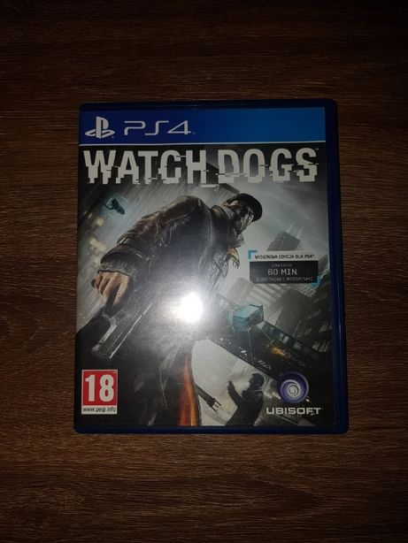 Watch Dogs na PS4